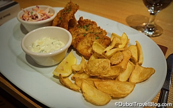fish chips bennigans