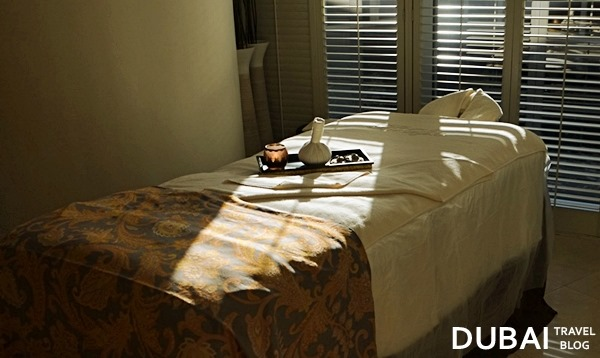 massage table the spa address