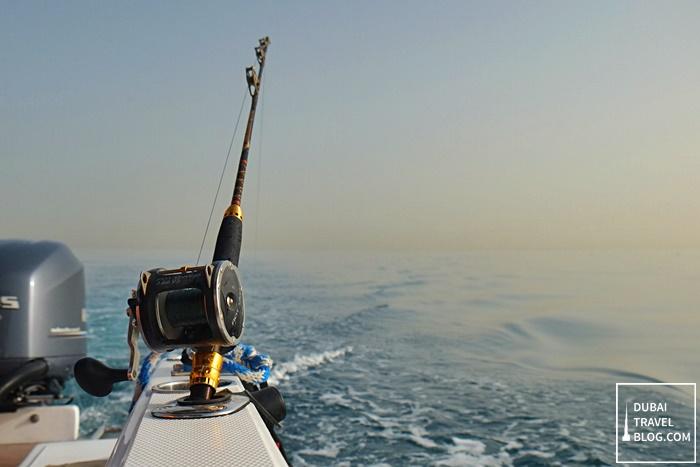 deep sea fishing dubai marina