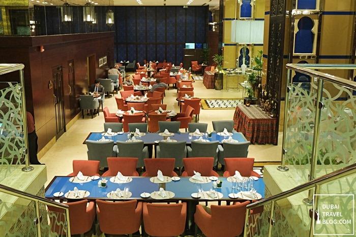 arjaan arabesque cafe dubai media city
