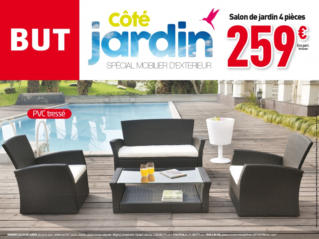 Tables De Salon De Jardin En Pvc