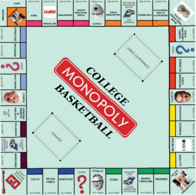 Last Night, Duke Moved Up A Notch on the College Basketball Monopoly Board   Dubsism
