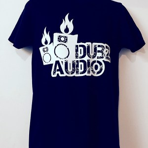 Dubz Audio T-Shirt Black