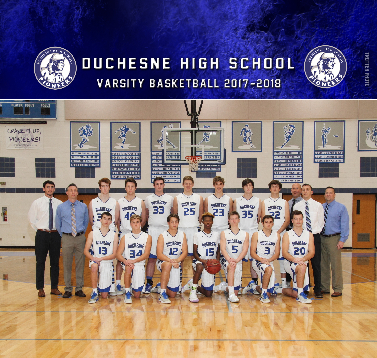 Duchesne High School House Raffle Duchesne High School Boys Basketball