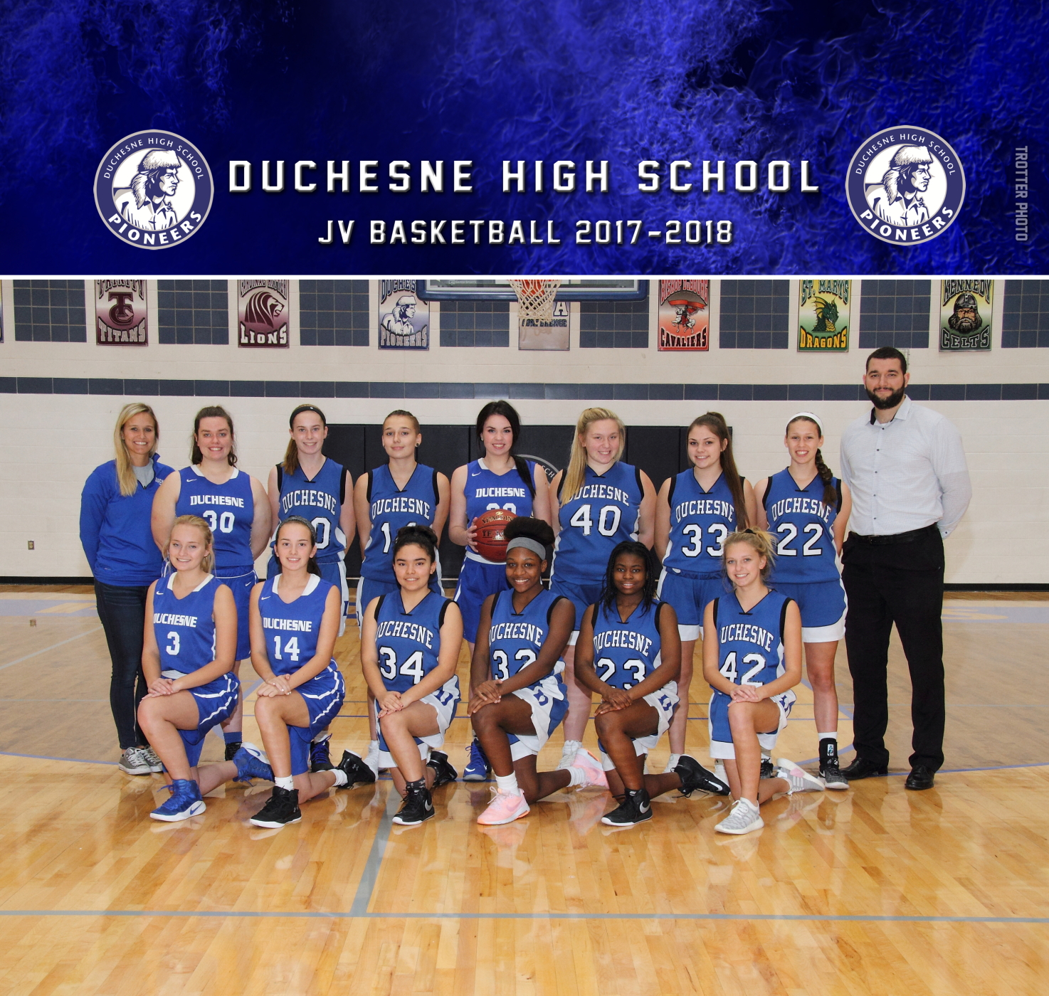 Duchesne High School Mo Duchesne High School Girls Basketball