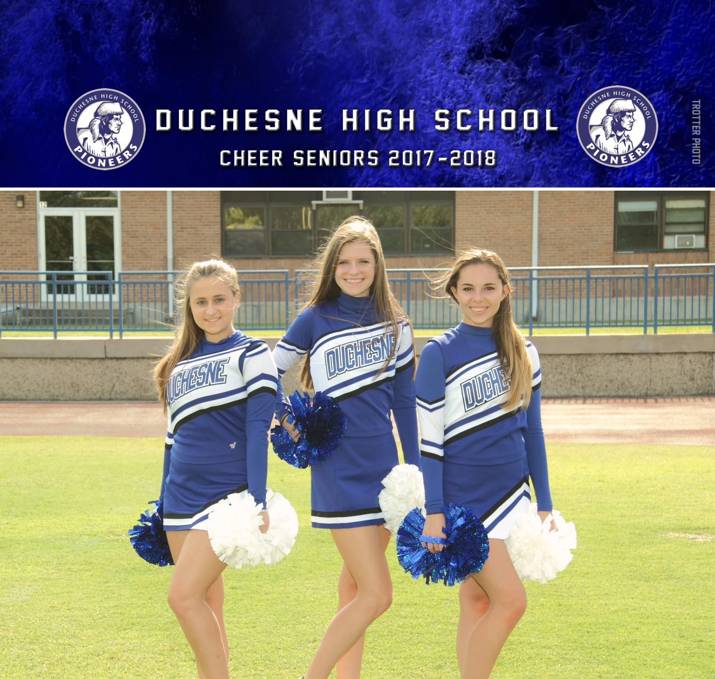 Duchesne High School House Raffle Duchesne High School Cheer