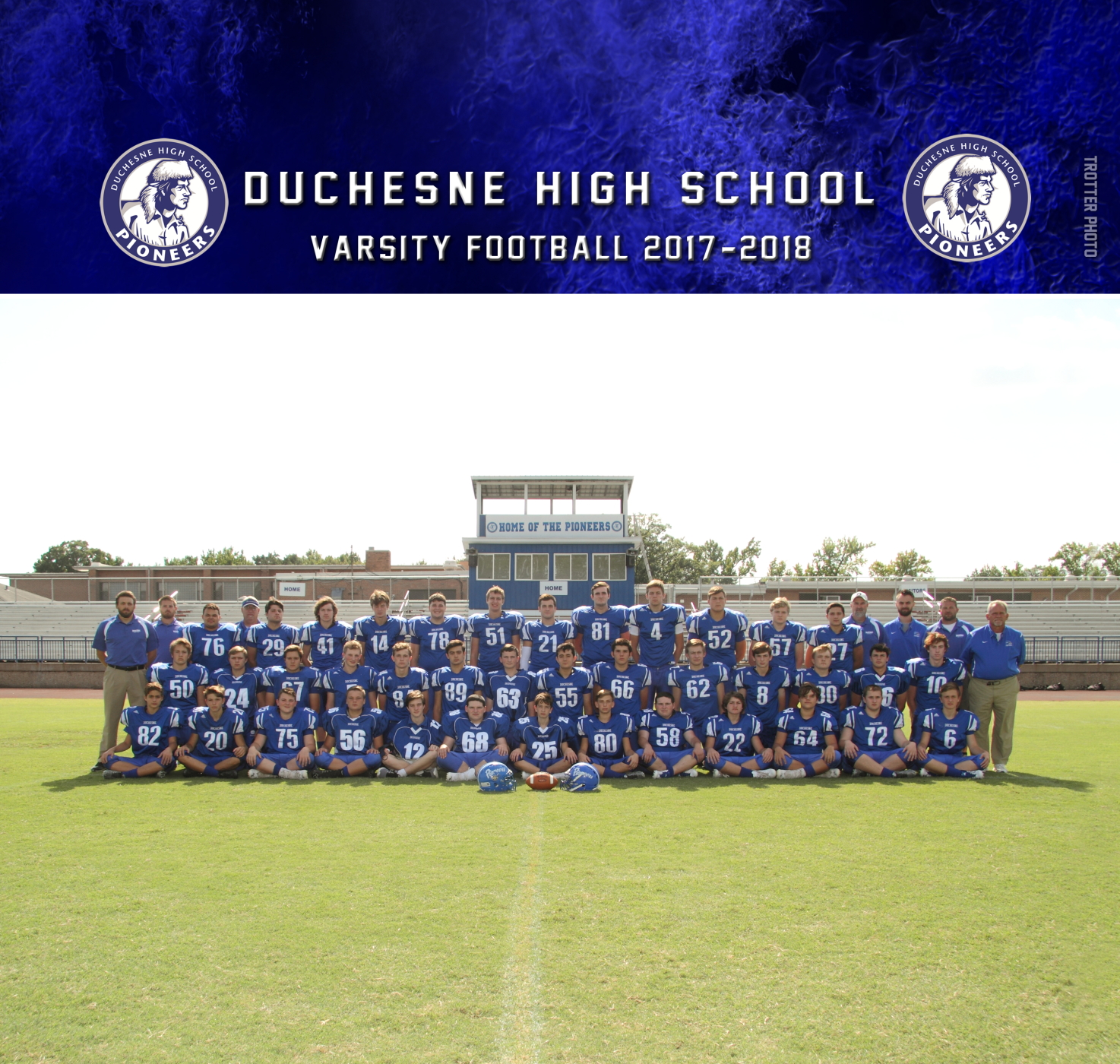 Duchesne High School House Raffle Duchesne High School Football Team