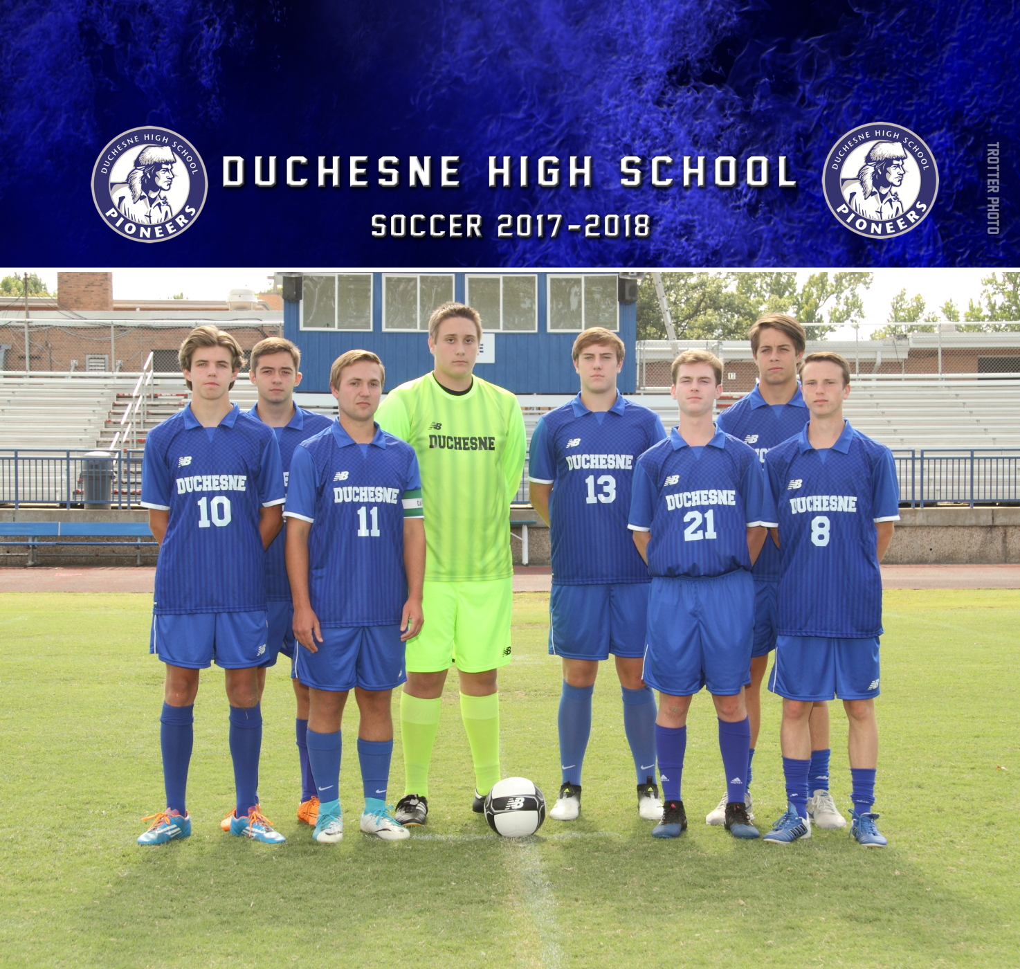 Duchesne High School House Raffle Duchesne High School Boys Soccer