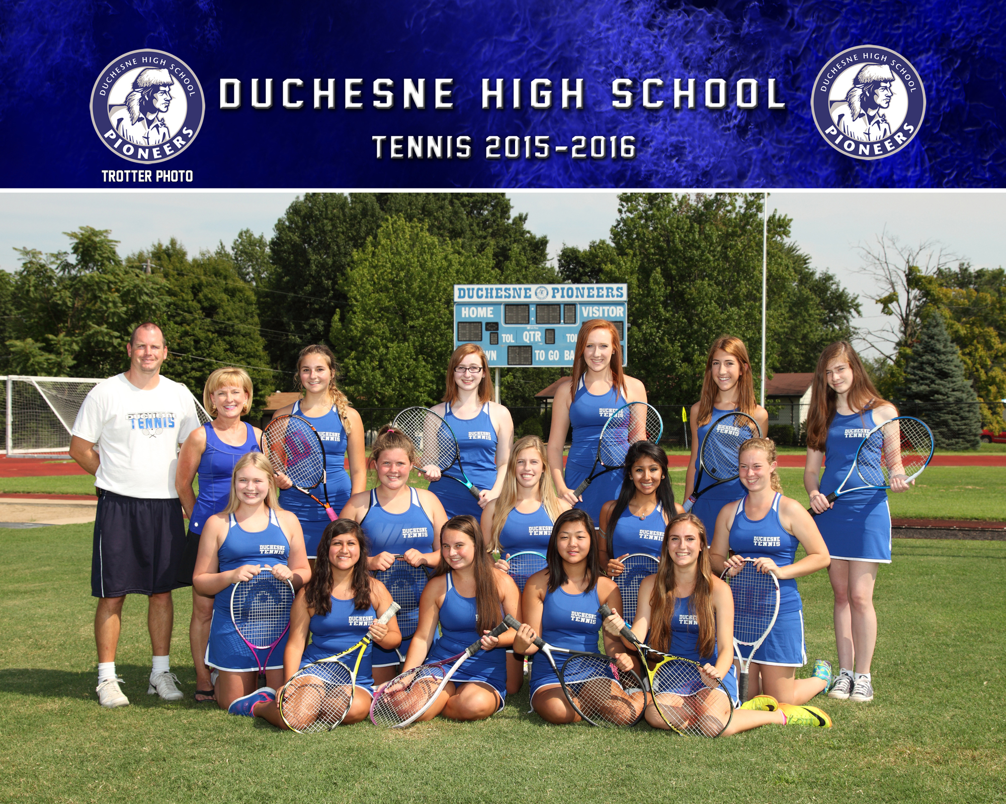 Duchesne High School House Raffle Duchesne High School Girls Tennis