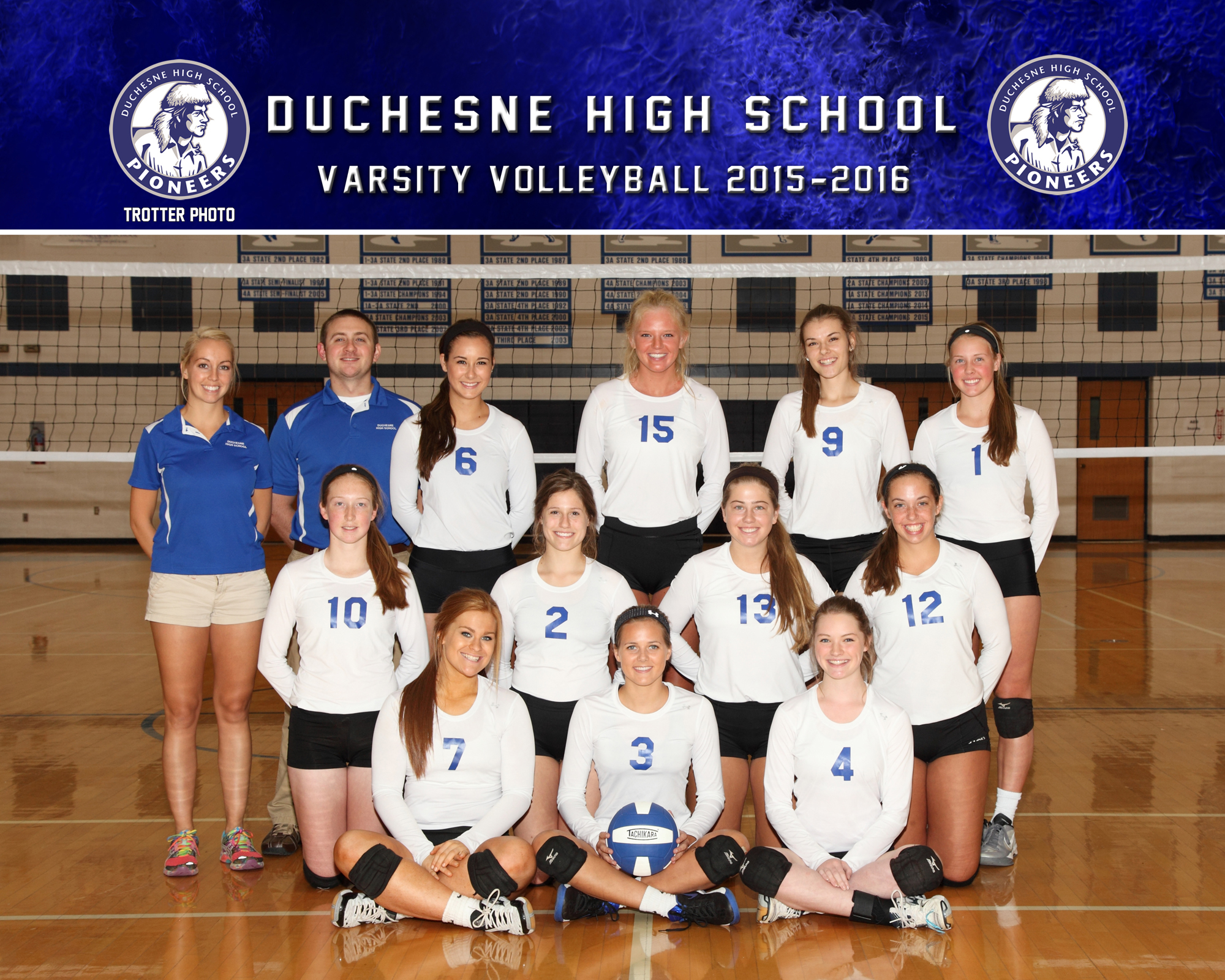 Duchesne High School Soccer Schedule Duchesne High School Girls Volleyball
