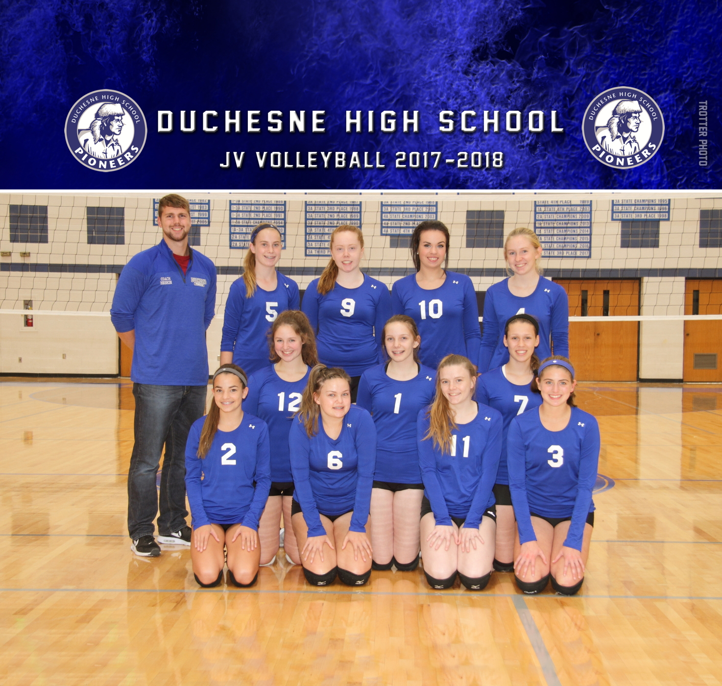 Duchesne High School House Raffle Duchesne High School Girls Volleyball