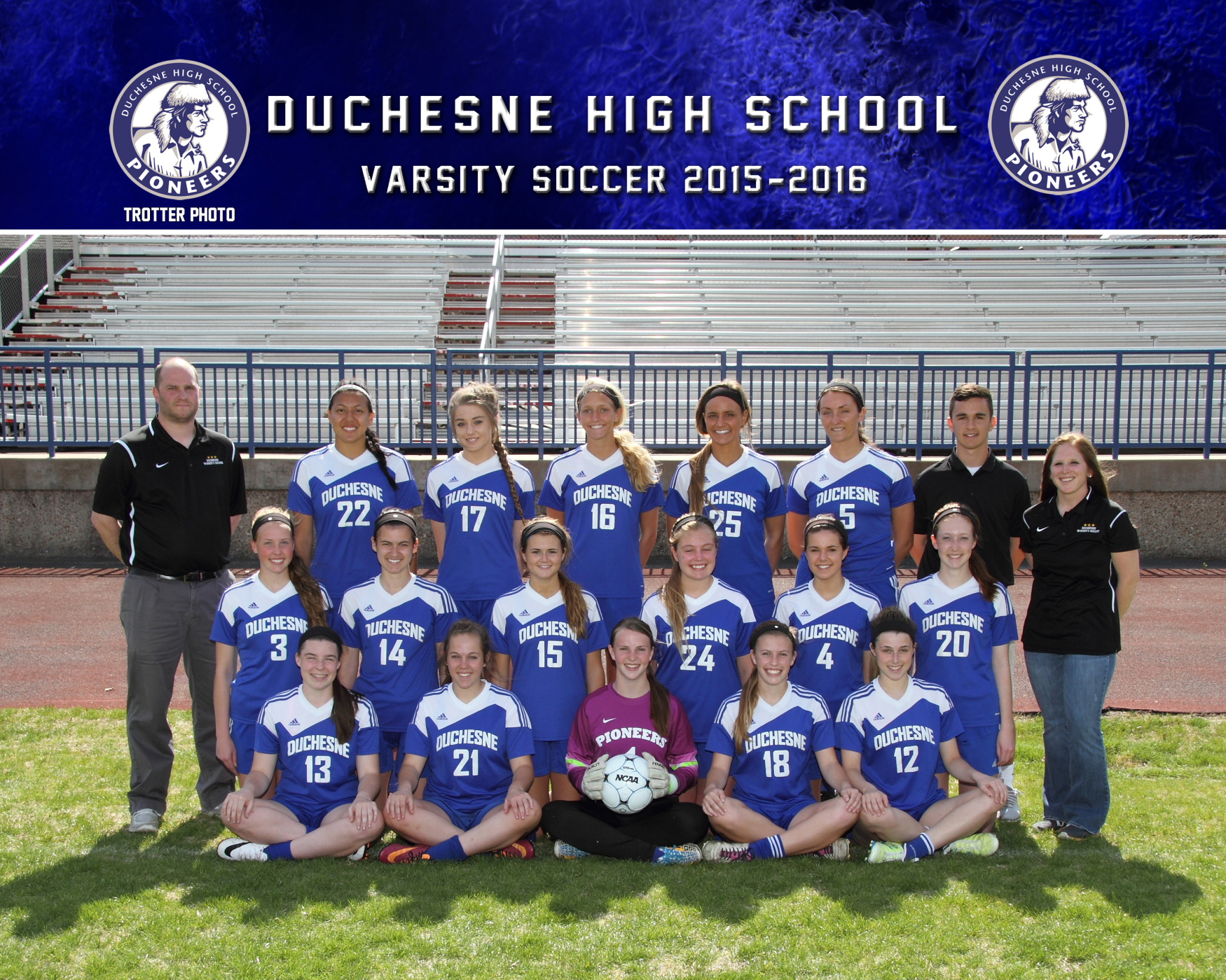 Duchesne High School Soccer Schedule Duchesne High School Girls Soccer