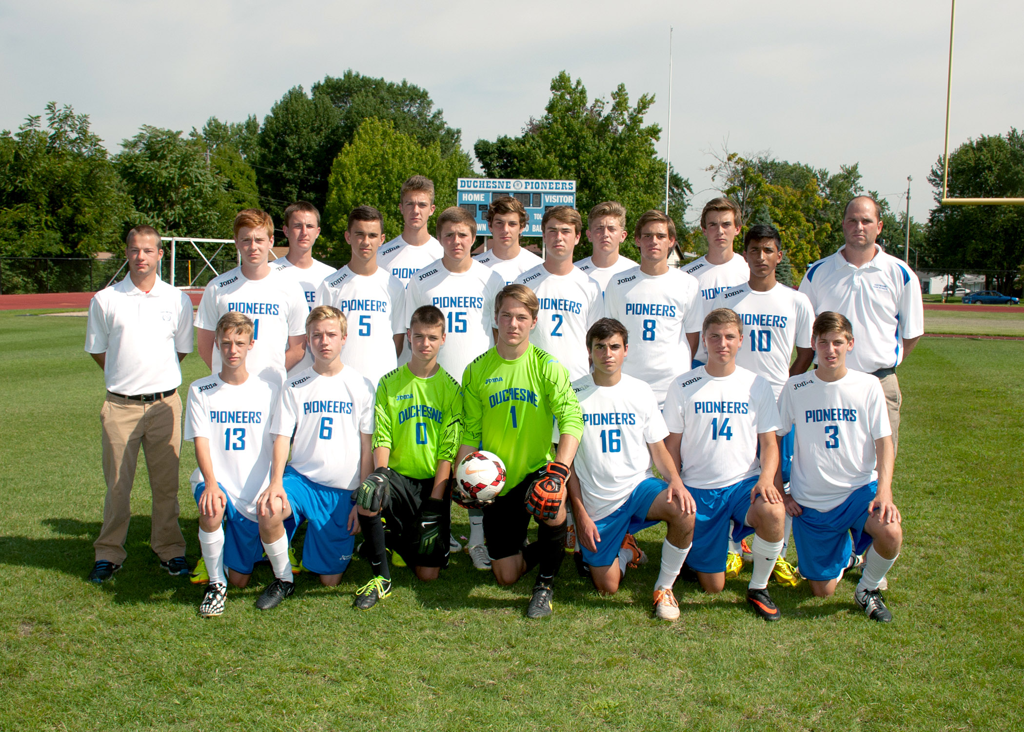 Duchesne High School Soccer Schedule Duchesne High School Boys Soccer