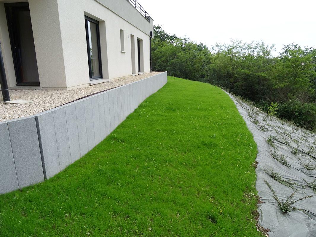 Beton Oder Granit Terrasse | Parements Pierres Sur Façade Terrasse ...