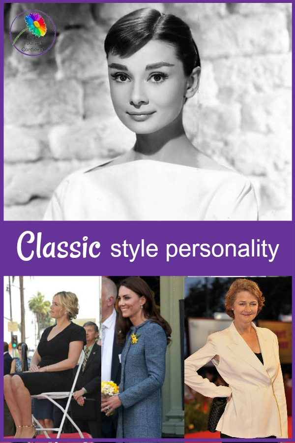 Classic style personality #fashion