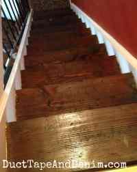 How to Remove Carpet From Stairs and Stain