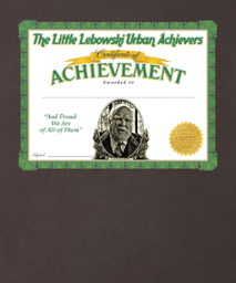 little lebowski urban achievers