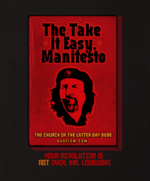 take it easy manifesto