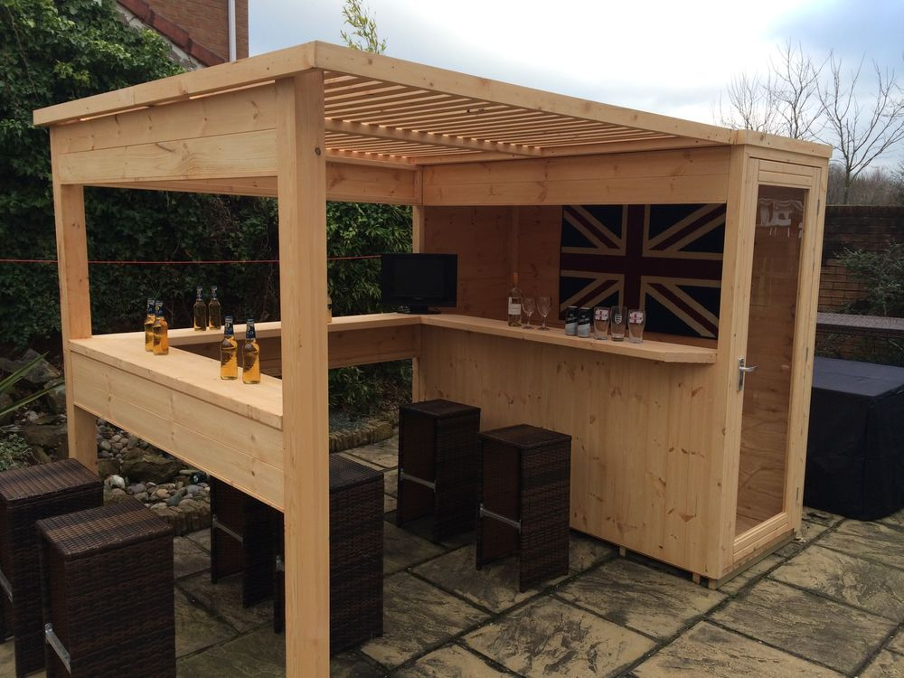 Table Bar De Jardin The Benefits Of The Phenomena Known As The Bar Shed