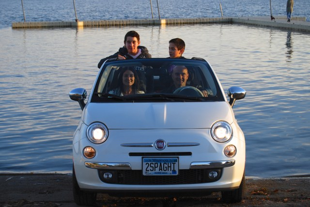 Family in Fiat copy