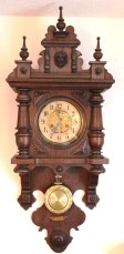 Antique German Wall Clocks