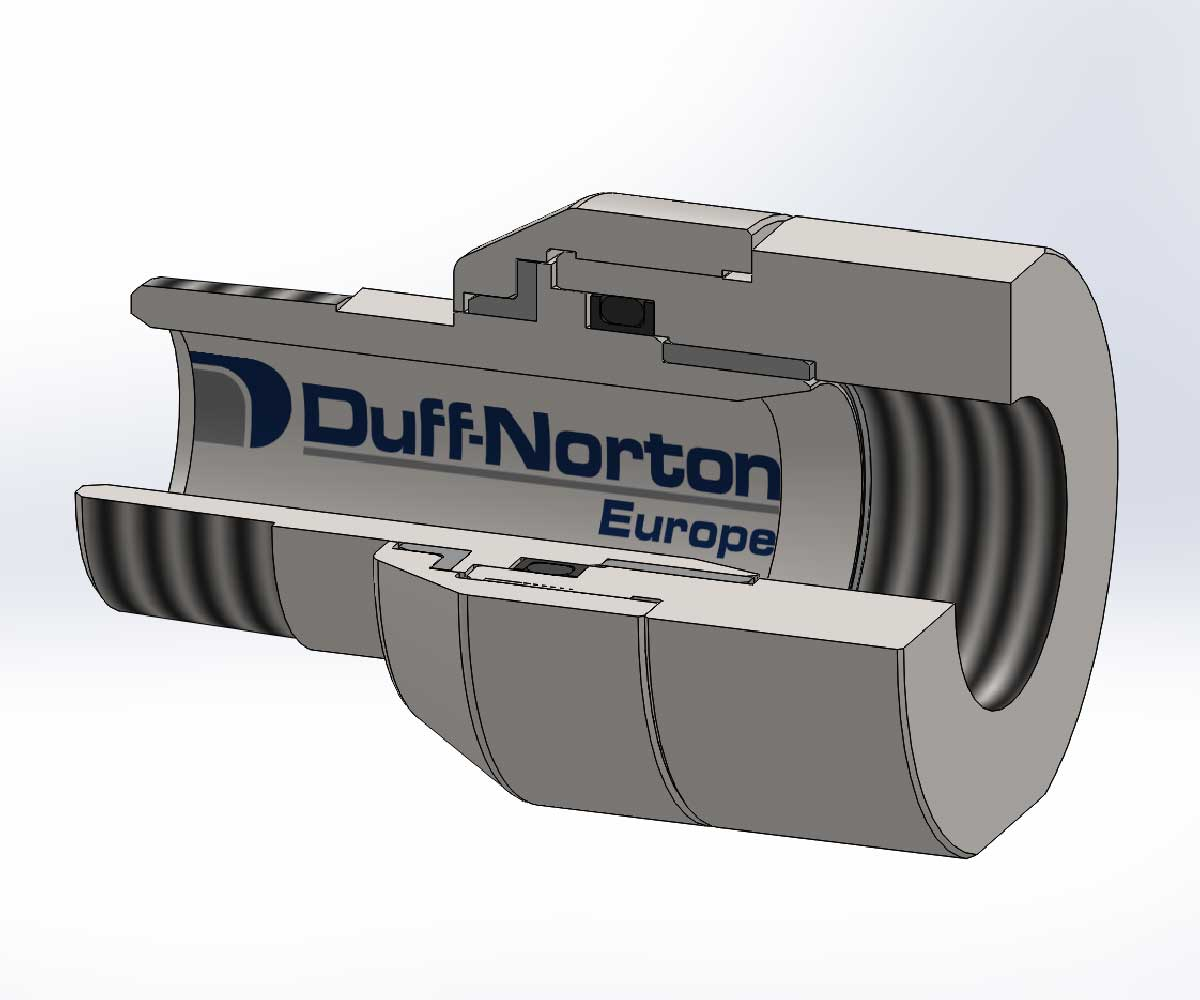 duff norton wiring diagram for