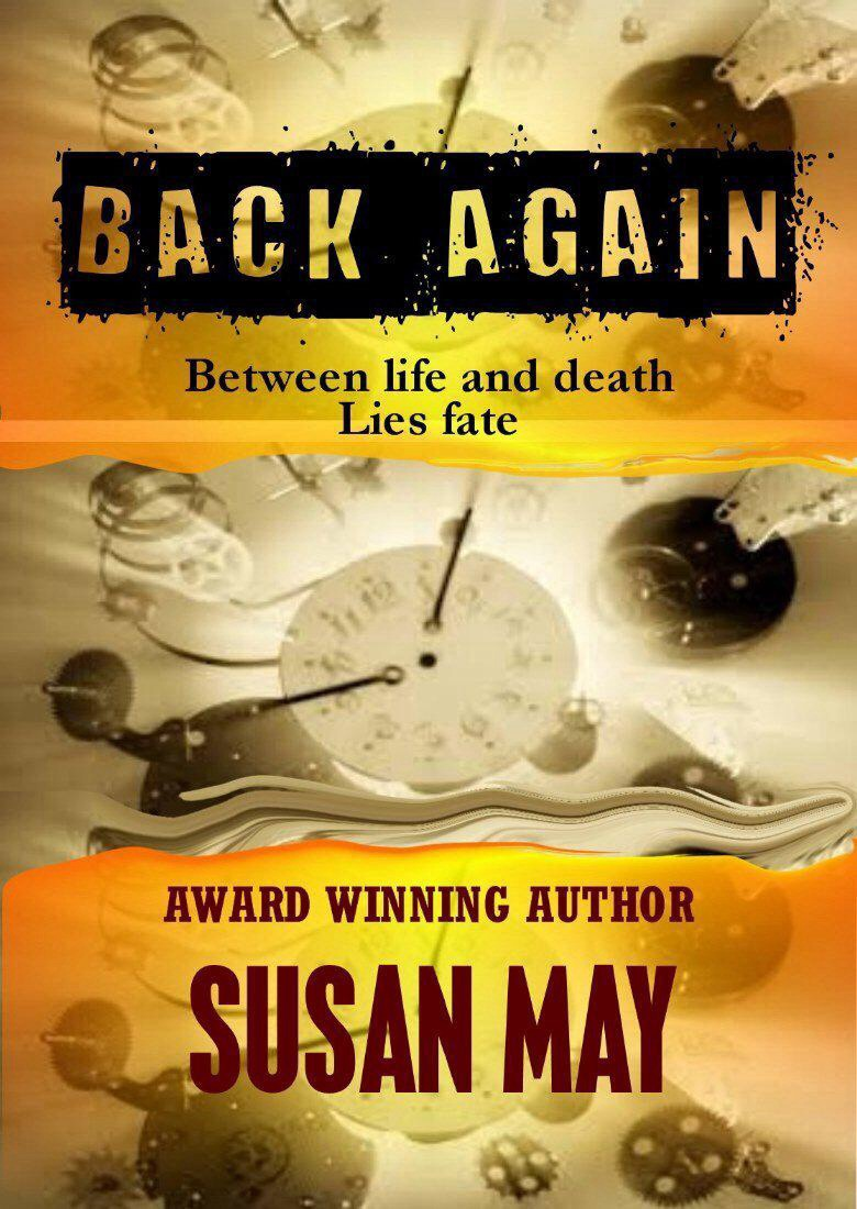 My Review Of Back Again by Susan May is here!