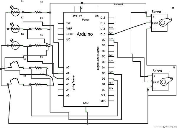 diy solar tracker system