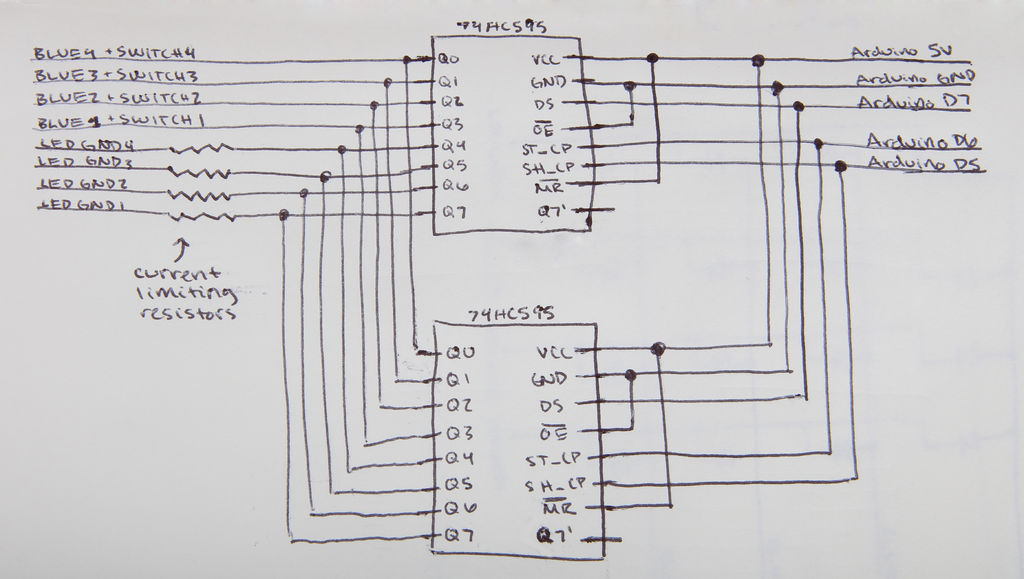 7 pin midi wiring schematic