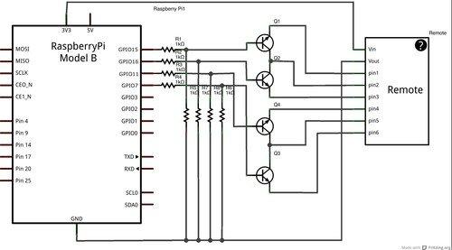 my rc car circuit board