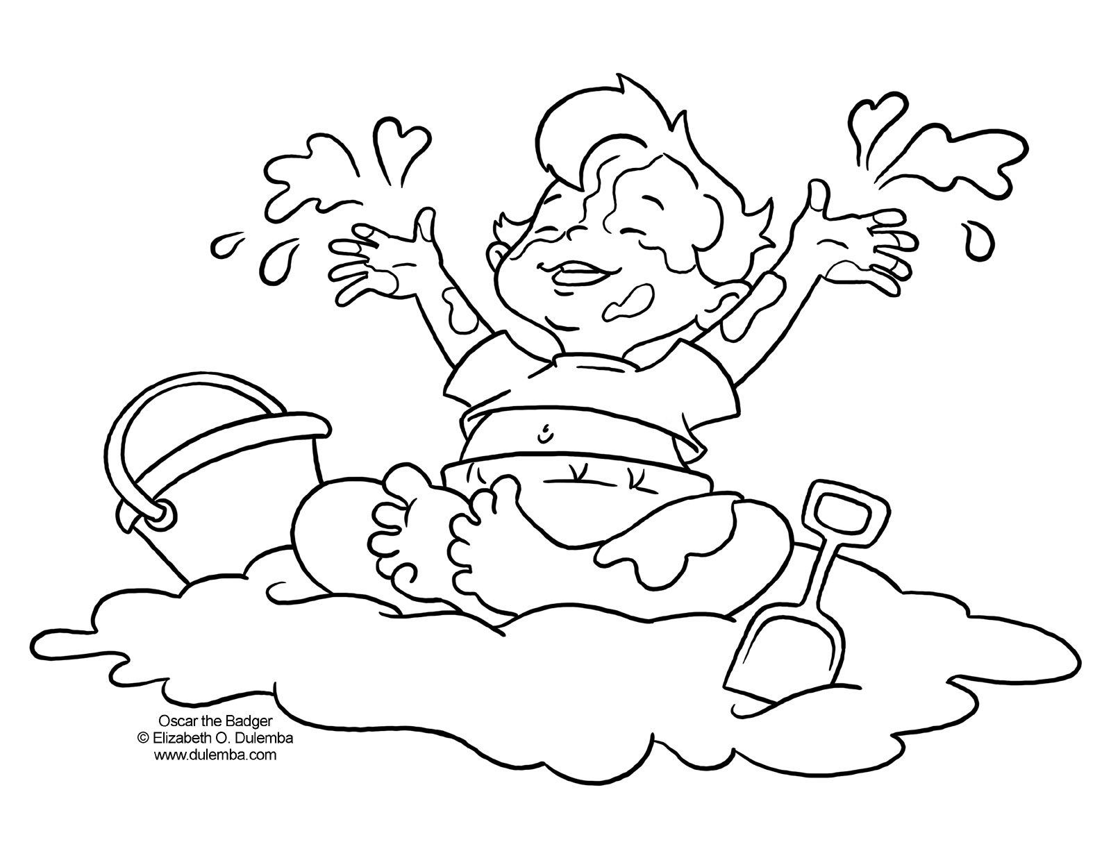 Oscar Coloring Pages - Costumepartyrun