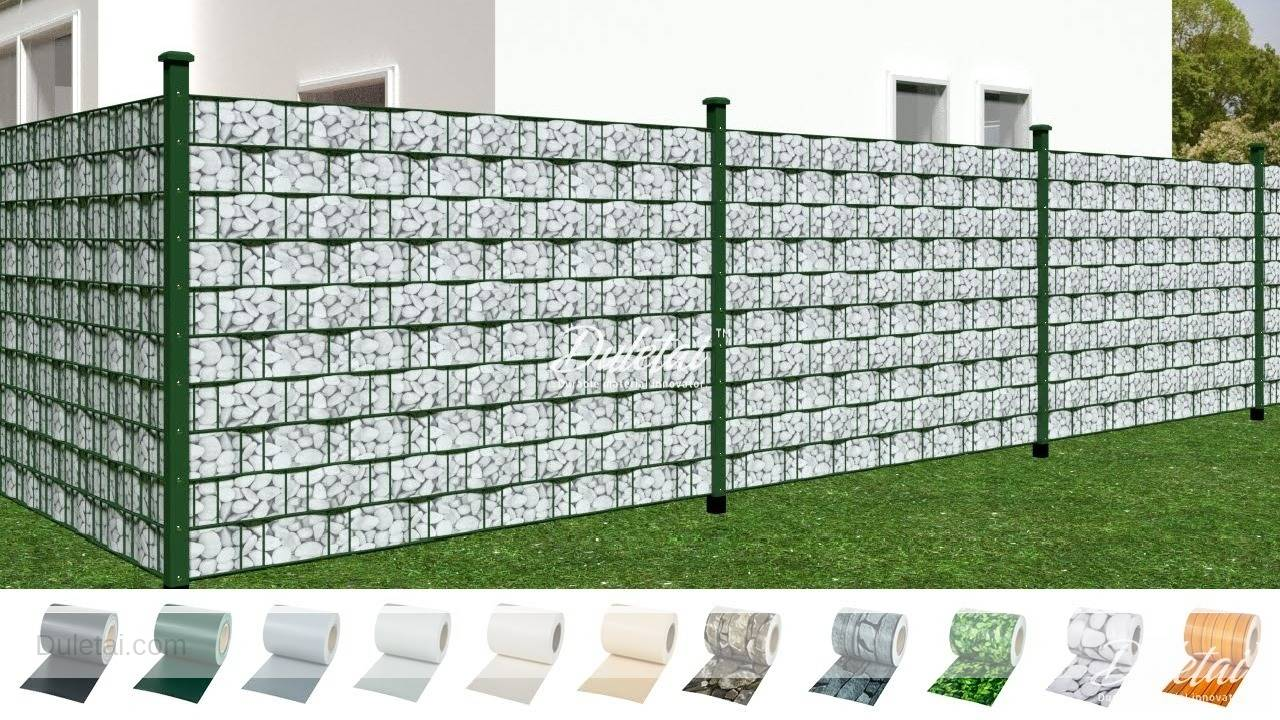 Planche Pvc Castorama Fence Screen Fabric Screen Printing Fabric For Fence