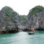 Vẻ đẹp tuyệt mỹ của Đảo Cát Bà