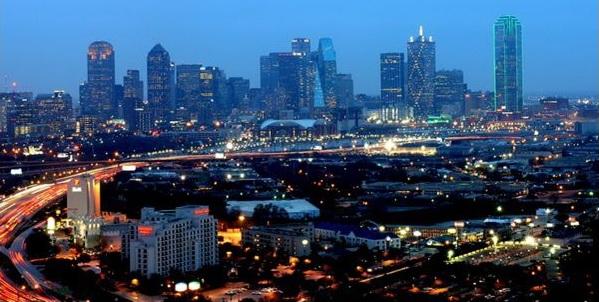 Vé máy bay đi du lịch thành phố Dallas giá rẻ