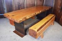 Custom Handmade Wooden Benches: By Dumond's Custom Furniture