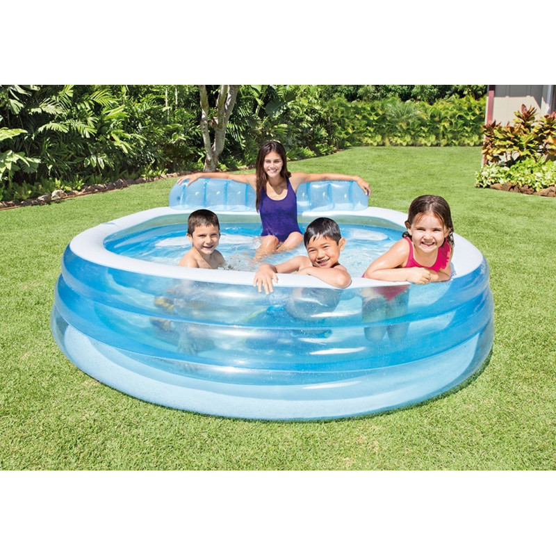 Intex Zwembad Family Lounge Intex Swim Center Family Lounge Pool | Intex | Outdoor