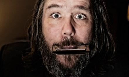 Scott Ricciuti Harmonica Portrait
