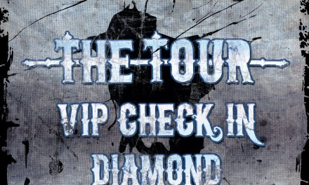 Motley Crue VIP Banner