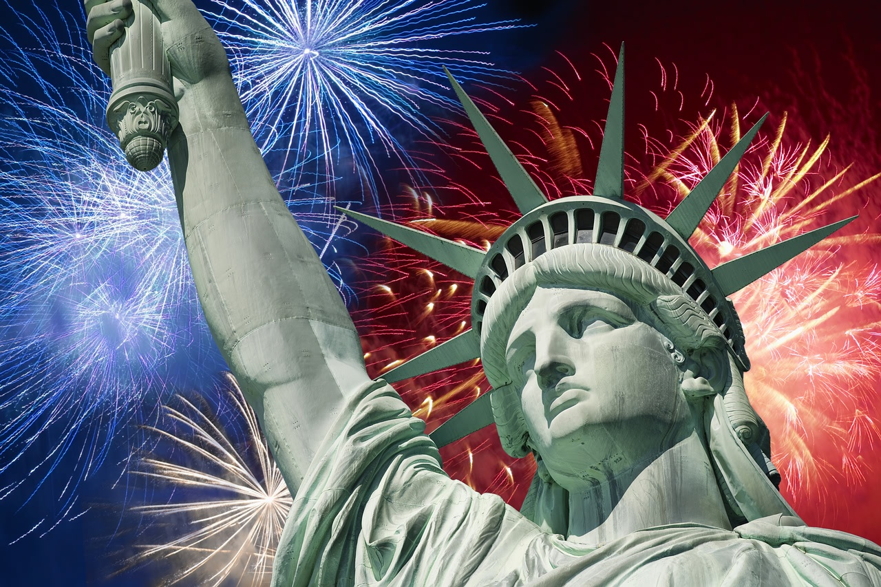 Wall Calendars Office Works Wall Calendars Calendars At A Glance Happy Fourth Of July Duncan Financial Group