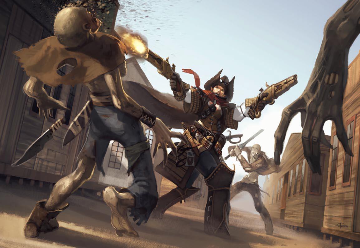 Metro 2033 Wallpaper Hd Pistoleers And Powderhorns Gunslingers And Firearms For