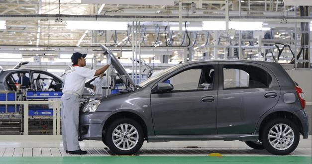 Market Value Industri Mobil di Indonesia Rp 231 Triliun