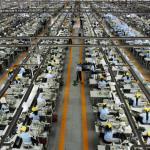 impor diperketat, penjualan produsen tekstil naik hingga 75%