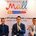 Perusahaan raksasa multisektor asal Jepang, Mitsui & Co, melakukan injeksi modal senilai US$ 100 juta atau sekitar Rp 1,3 triliun ke MatahariMall.com