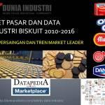 Riset Pasar dan Data Industri Biskuit 2010-2016 (Peta Persaingan dan Tren Market Leader)
