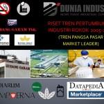 Riset Tren Pertumbuhan Industri Rokok 2005-2018 (Tren Pangsa Pasar Market Leader)