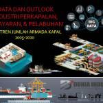 Data dan Outlook Industri Perkapalan, Pelayaran, & Pelabuhan (Riset Tren Armada Kapal 2005-2020)