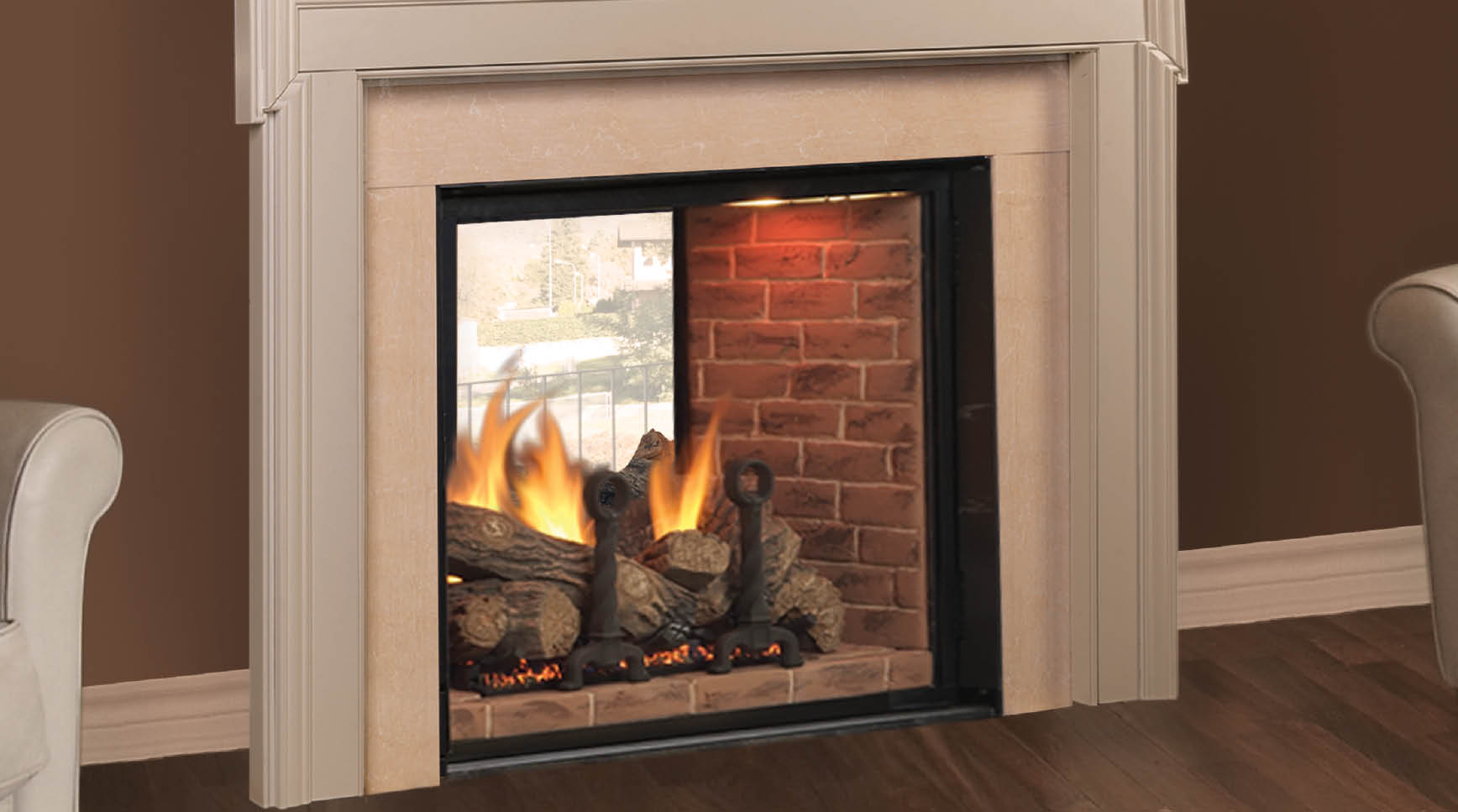 Avalon Gas Fireplace Inserts Gas Fireplaces Dunrite Chimney Centereach New York