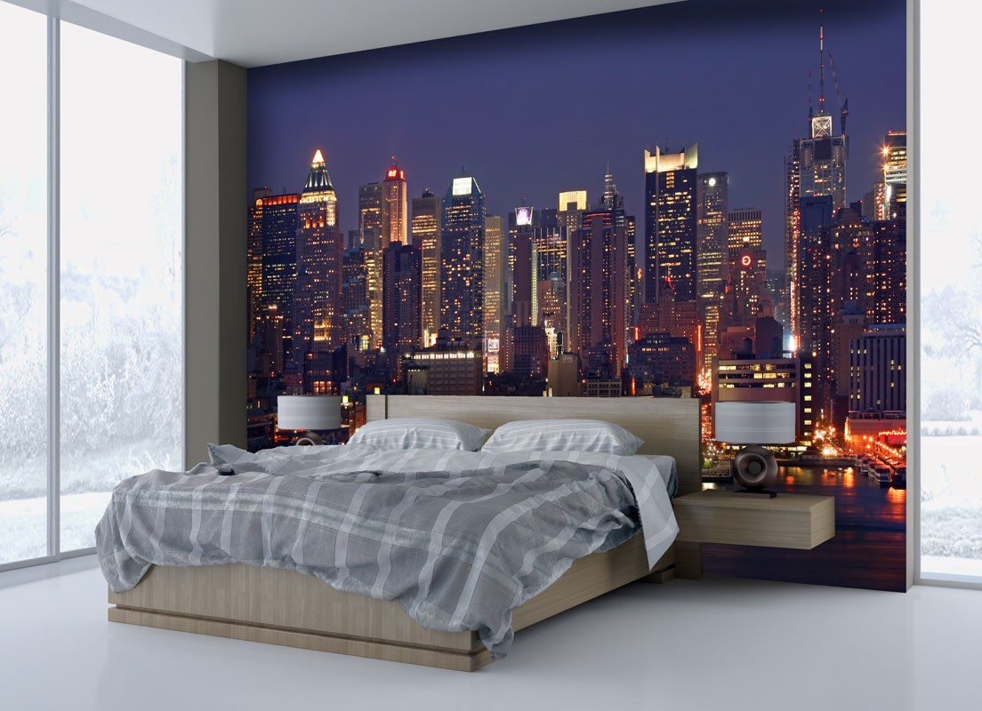 Déco Chambre New York Papier Peint New York With Chambre Deco New York Ado