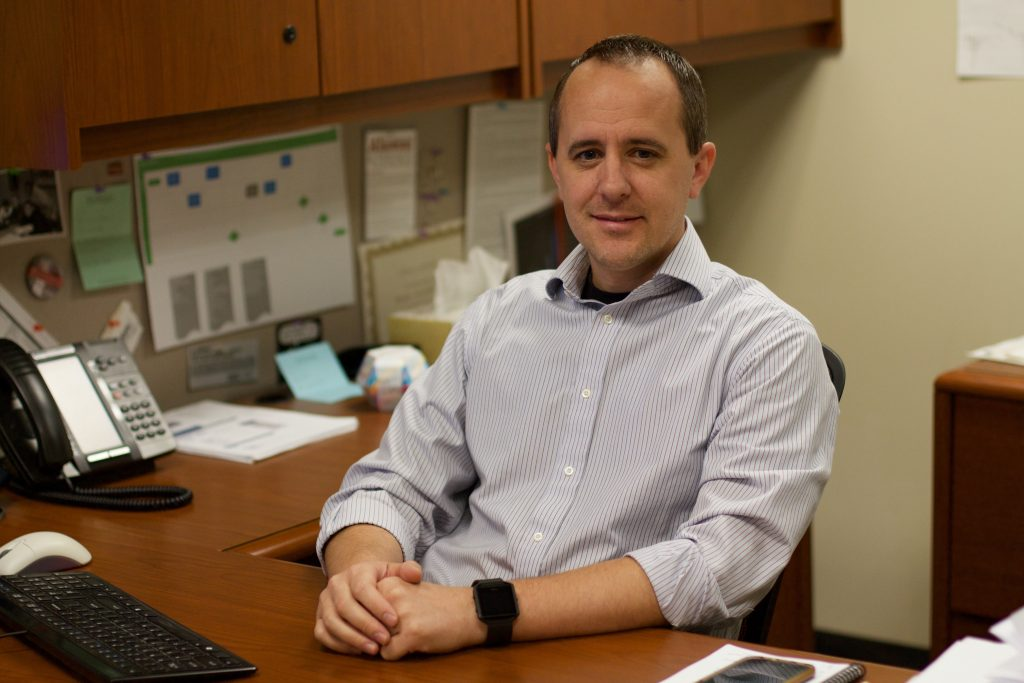 Employee Spotlight Mark Anderson, Manager of IT Operations