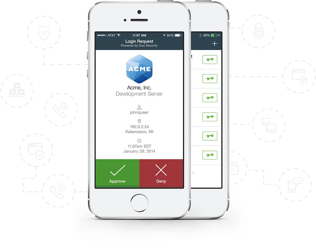Hey Möbel Duo Mobile Secure Two Factor Authentication App Duo Security